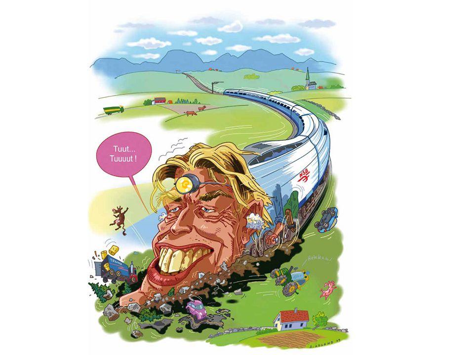 Høyhastighetsutredningen 2010 – 2012 http://www.jernbaneverket.no/no/Prosjekter/Hoyhastighetsutredningen/