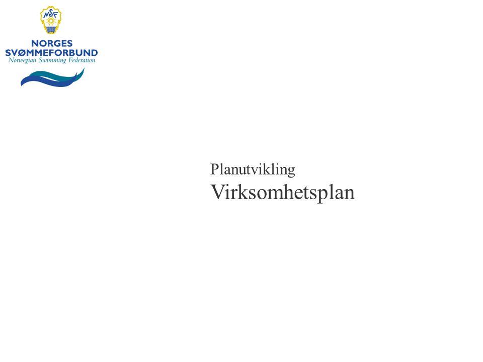 Planutvikling Virksomhetsplan