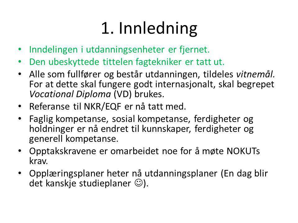 11. Begrepsdefinisjoner • Oppdaterte termer slik at vi kan snakke samme språk.
