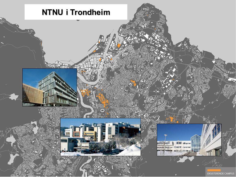 NTNU i Trondheim