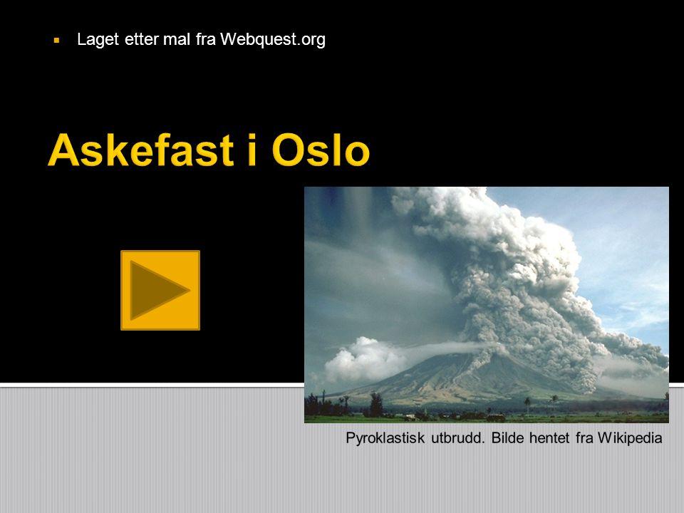  Laget etter mal fra Webquest.org