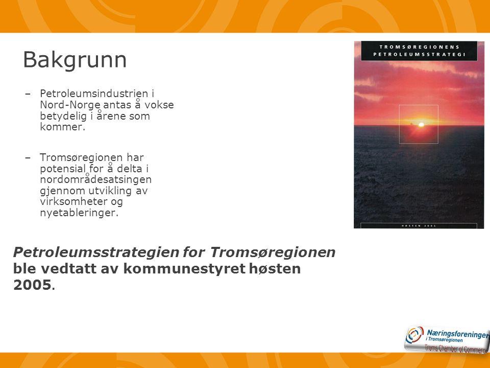 –Petroleumsindustrien i Nord-Norge antas å vokse betydelig i årene som kommer.