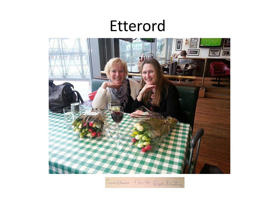 Etterord