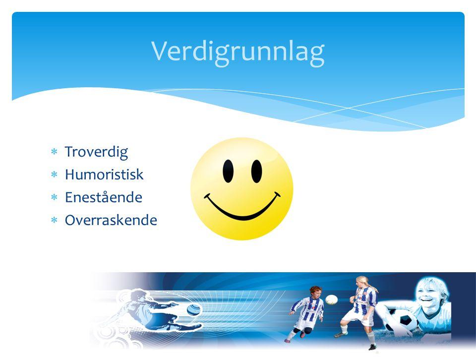 - Trivsel & fotballglede  Smile MER  Det skal IKKE være lov å tenke negativt – da kan du drive med noe annet….