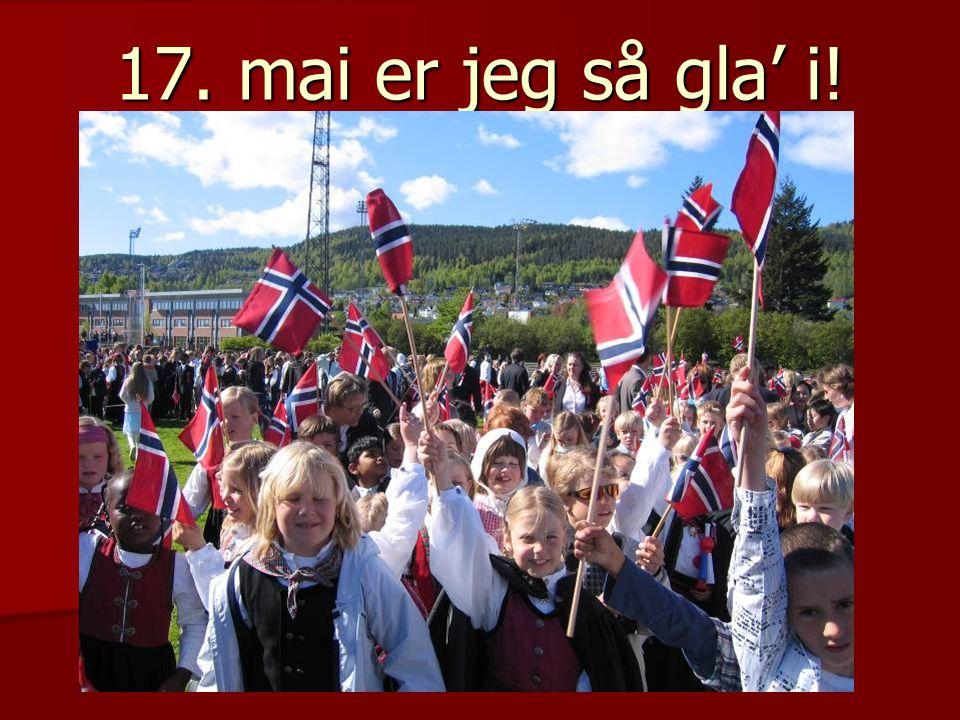  Flagg for alle høytider Offentlige bygninger skal flagge på de offisielle flaggdagene, som bl.a.
