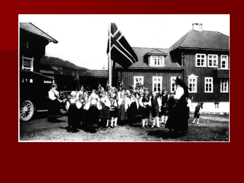  På grunn av den lange avstanden var ingen av de 112 mennene fra Nord-Norge.