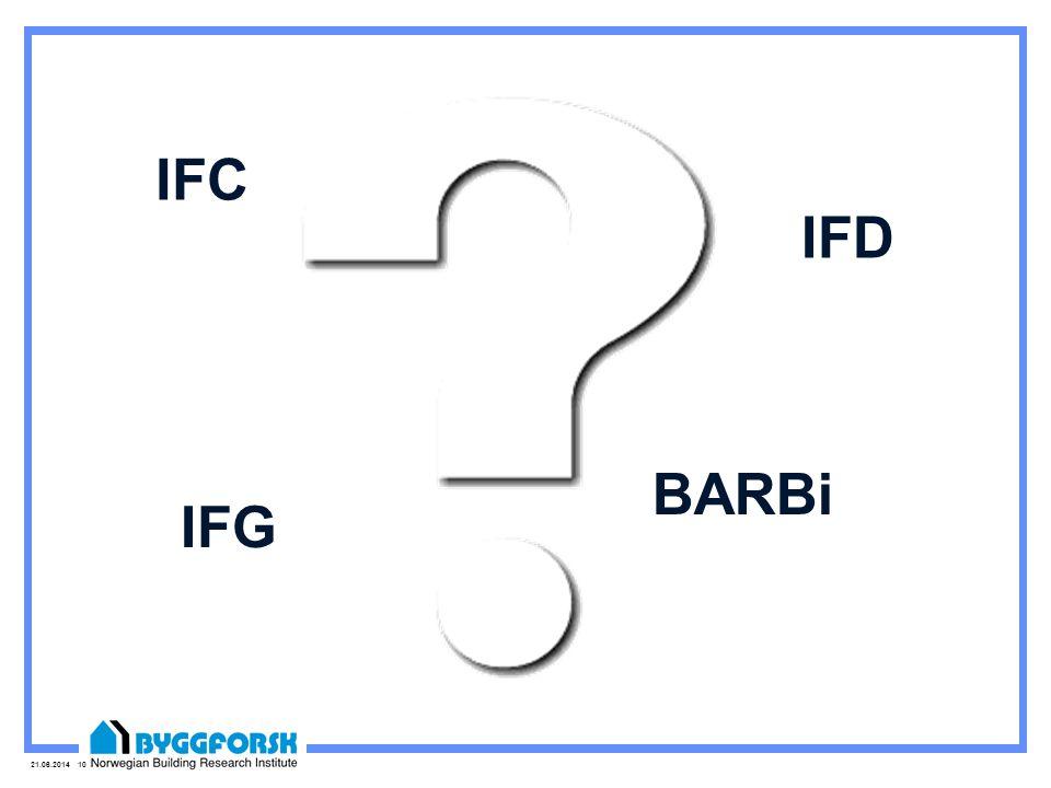 21.06.2014 10 IFD IFC IFG BARBi
