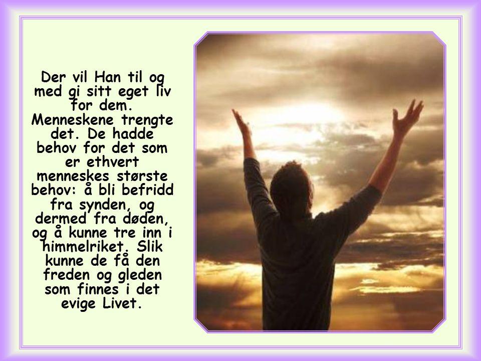 Jesus, som allerede hadde gitt sine kraftfulle ord, utført mirakler og gjort store underverk, for sine og alle, forbereder seg nå på tragedien ved Golgata.