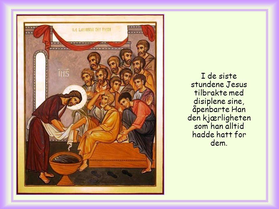 I disse ordene ligger både utholdenheten i Guds kjærlighet, og mildheten i en brors hengivenhet.