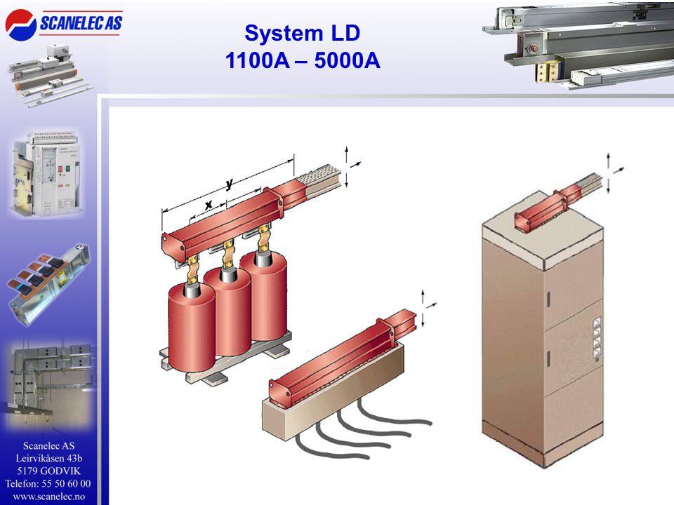 System LD 1100A – 5000A