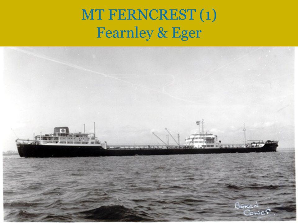 MT FERNCREST Fearnley & Eger MT FERNCREST (1) Fearnley & Eger