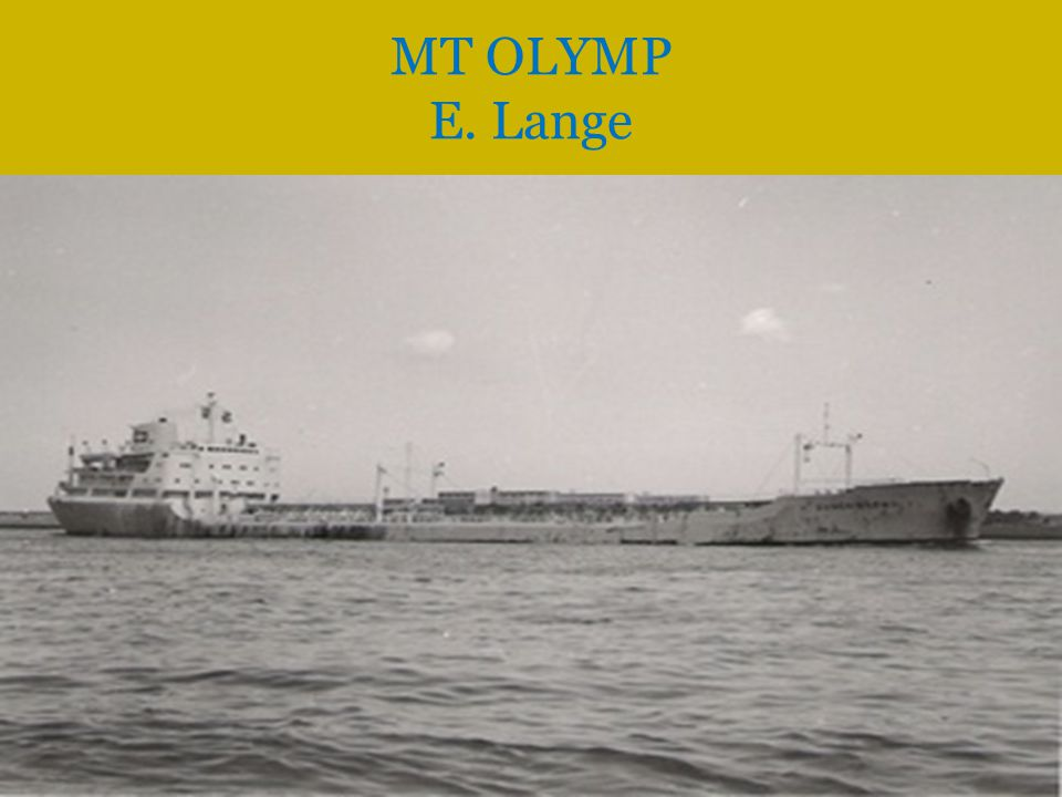 MT OLYMP E. Lange