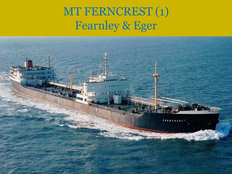  Solgt til Torud Shipping Corp.Hellas i 1979 og døpt PATRICIA .