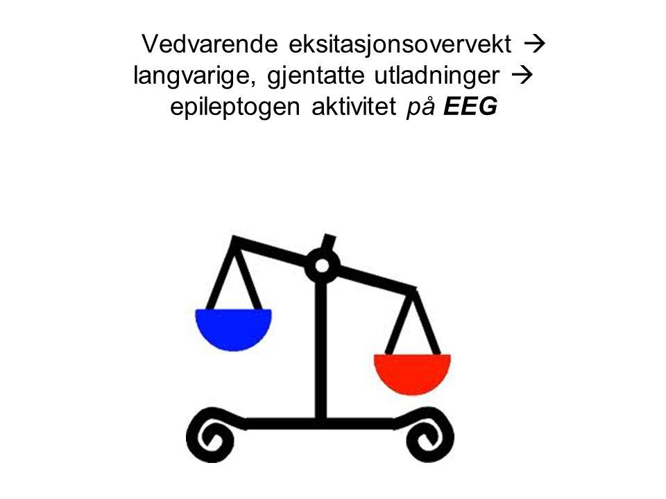 Epileptogen aktivitet på EEG