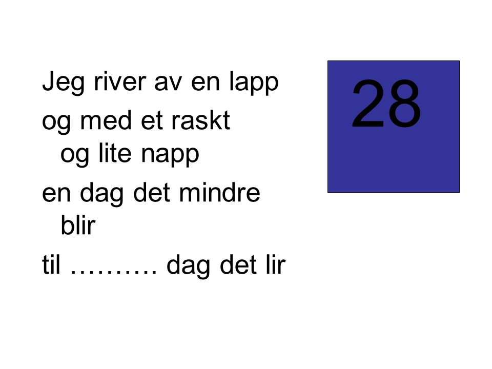 Tallutvikling - et puslespill lnummer på bussen lklokka lgatenumre lfire rosa hårspenner lfjerde etasje ltallsymbolet 4 på heisknappen ltallsymbolet 4 på bursdagskrona