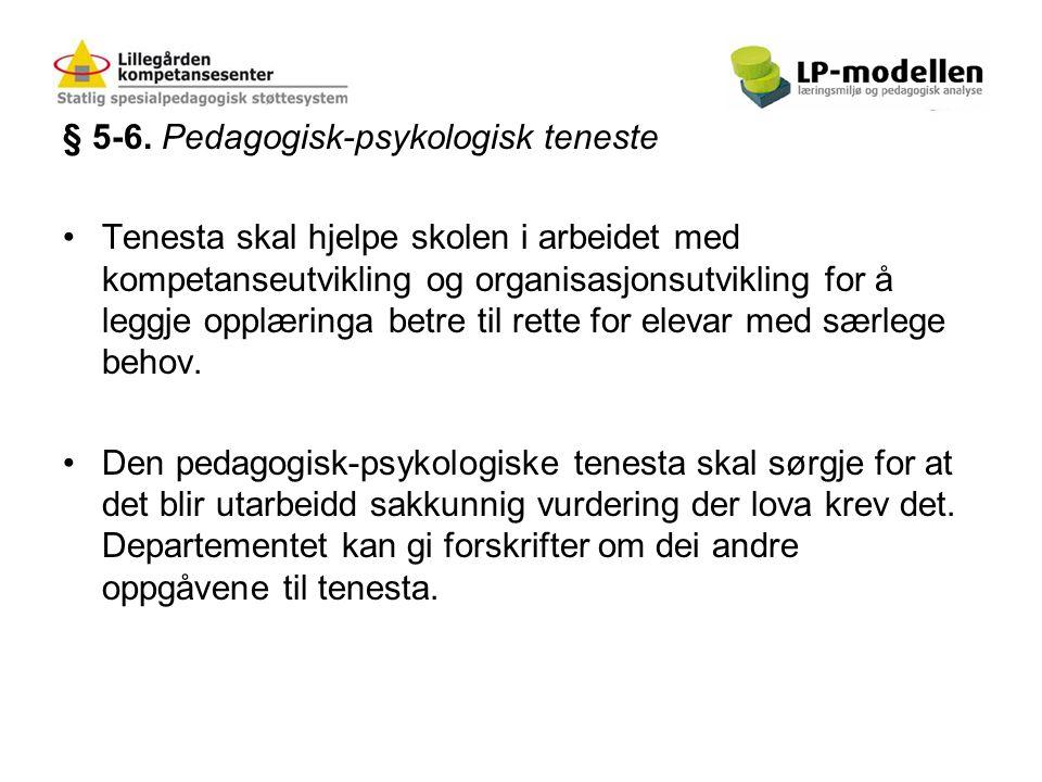 Arbeidsgruppe •Rektor •Skolekoordinator •Gruppeledere •PPT