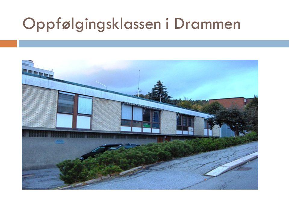 Oppfølgingsklassen i Drammen