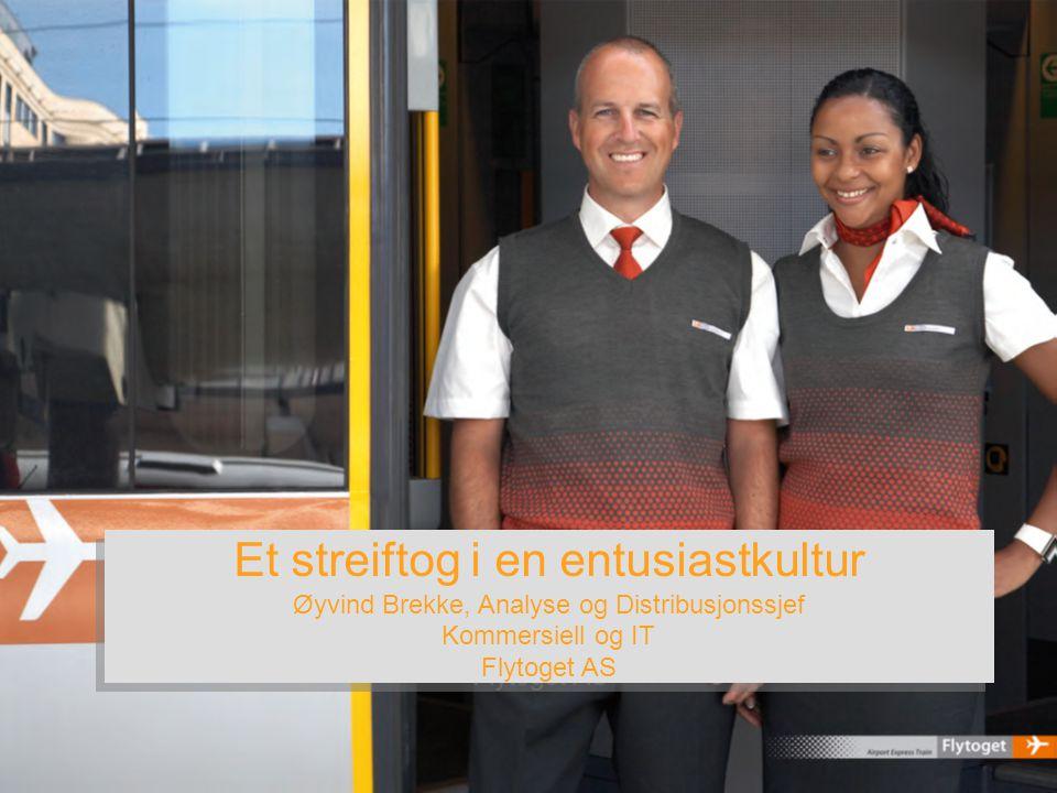 KTI Drammen hos Gallup er 100% •Av 47 kunder som har reist til/fra Drammen, så er alle 47 fornøyd med Flytoget.