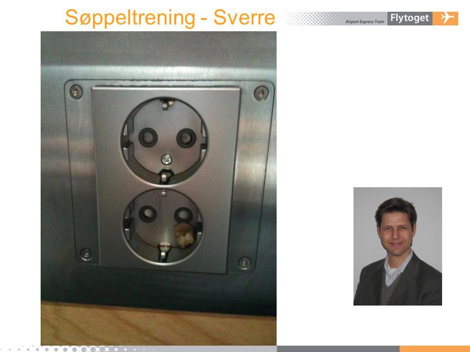 Søppeltrening - Sverre