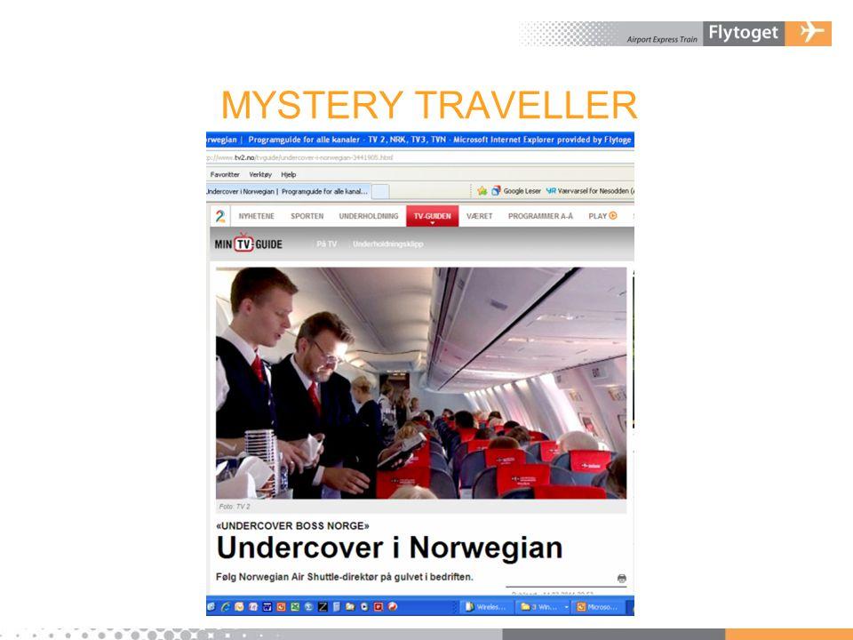 MYSTERY TRAVELLER