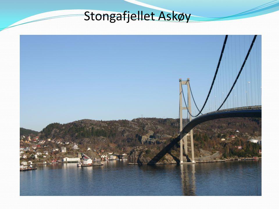 Stongafjellet Askøy