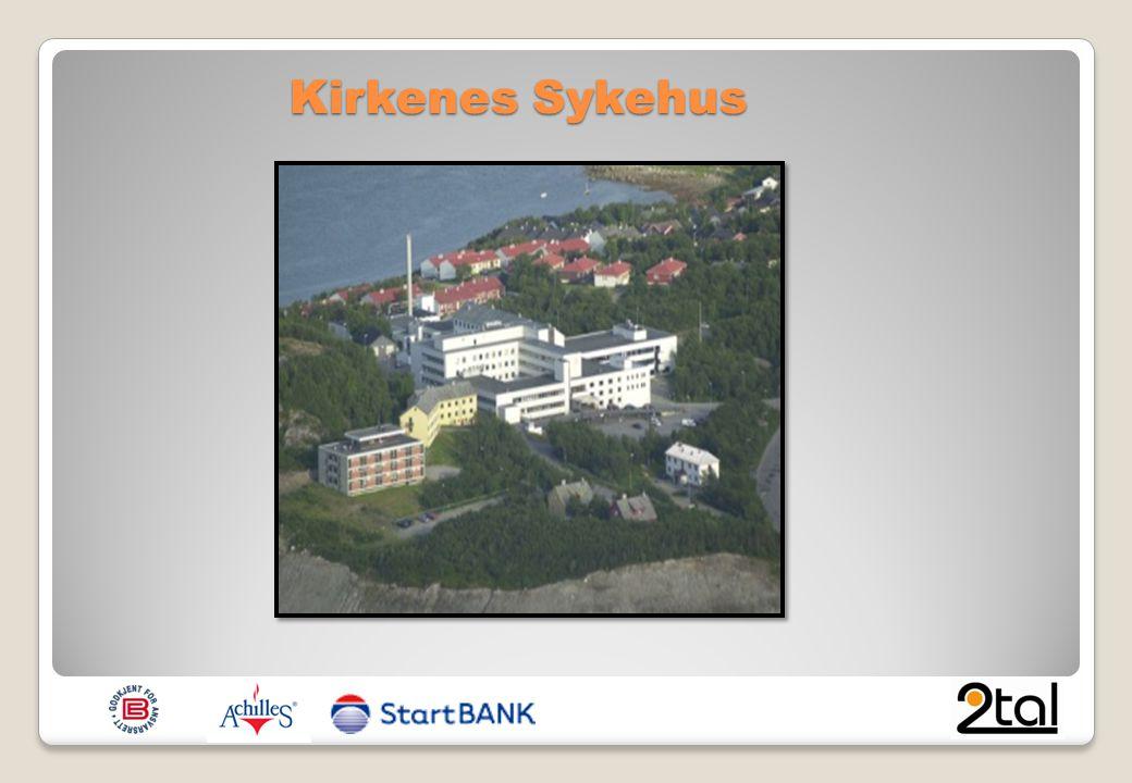 Kirkenes Sykehus