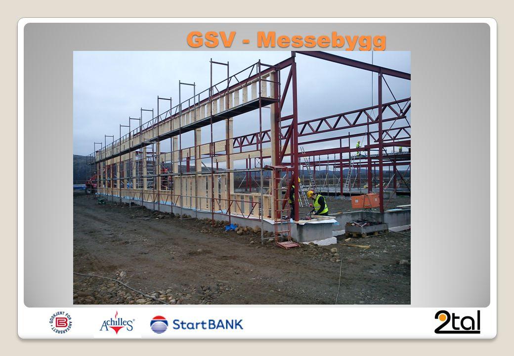 GSV - Messebygg