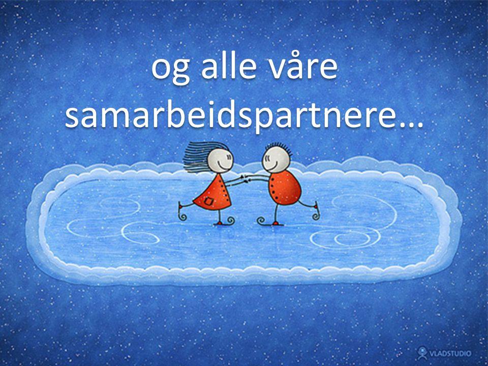 Alle oss i LAR-Nett Norge ønsker våre medlemmer…
