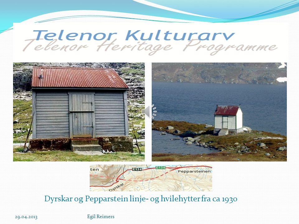 Sviland XY-sentral Sandnes fra 1954 Huset ble rehabilitert og XY-sentral ble remontert i 2002 29.04.2013Egil Reimers