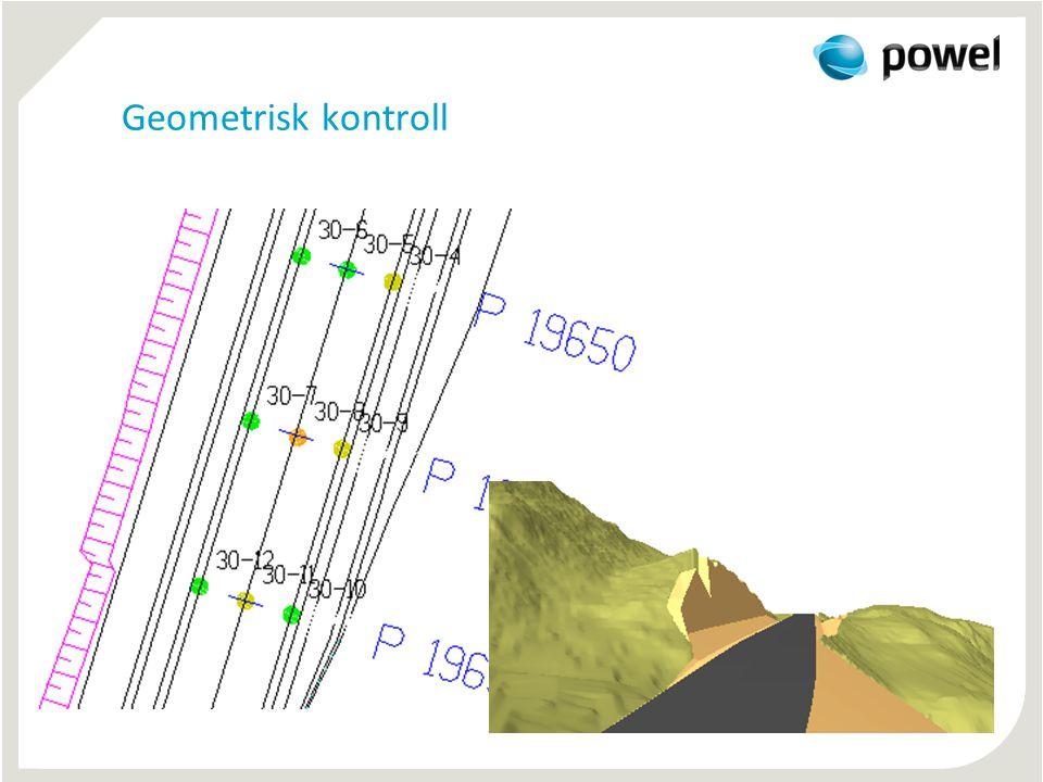 Geometrisk kontroll