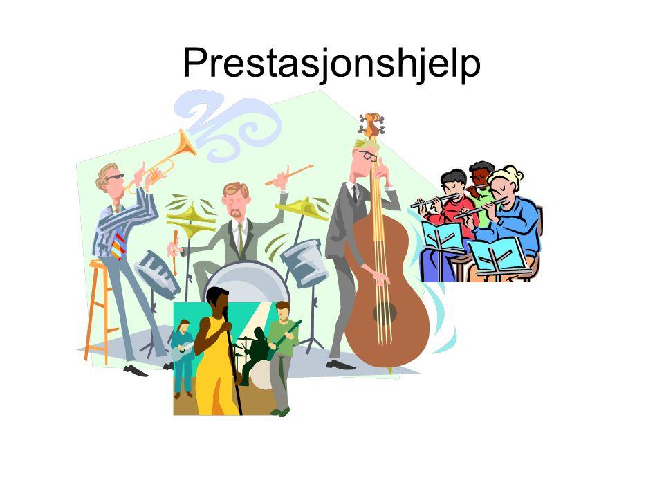 Prestasjonshjelp