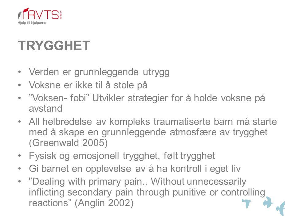 TRYGGHET