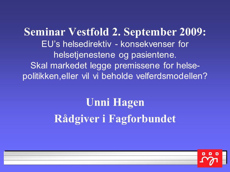 Seminar Vestfold 2.