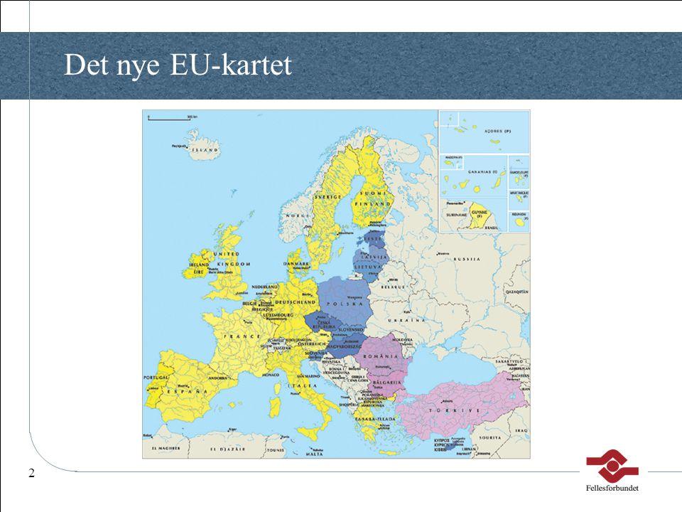 2 Det nye EU-kartet