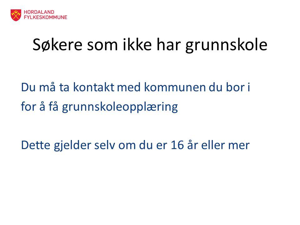 Greit å vite •Når det gjelder lærlingordningen er Hordaland fylkeskommune avhengig av samarbeid med næringslivet/lærebedrifter.