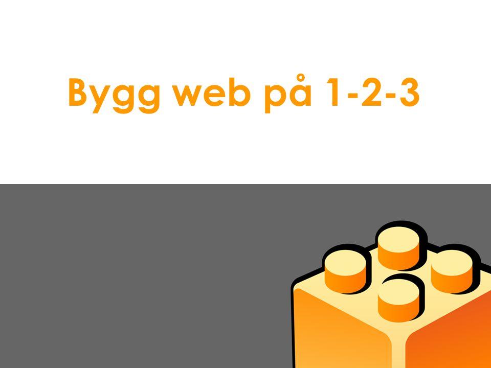 Presentasjon Idium AS Bygg web på 1-2-3