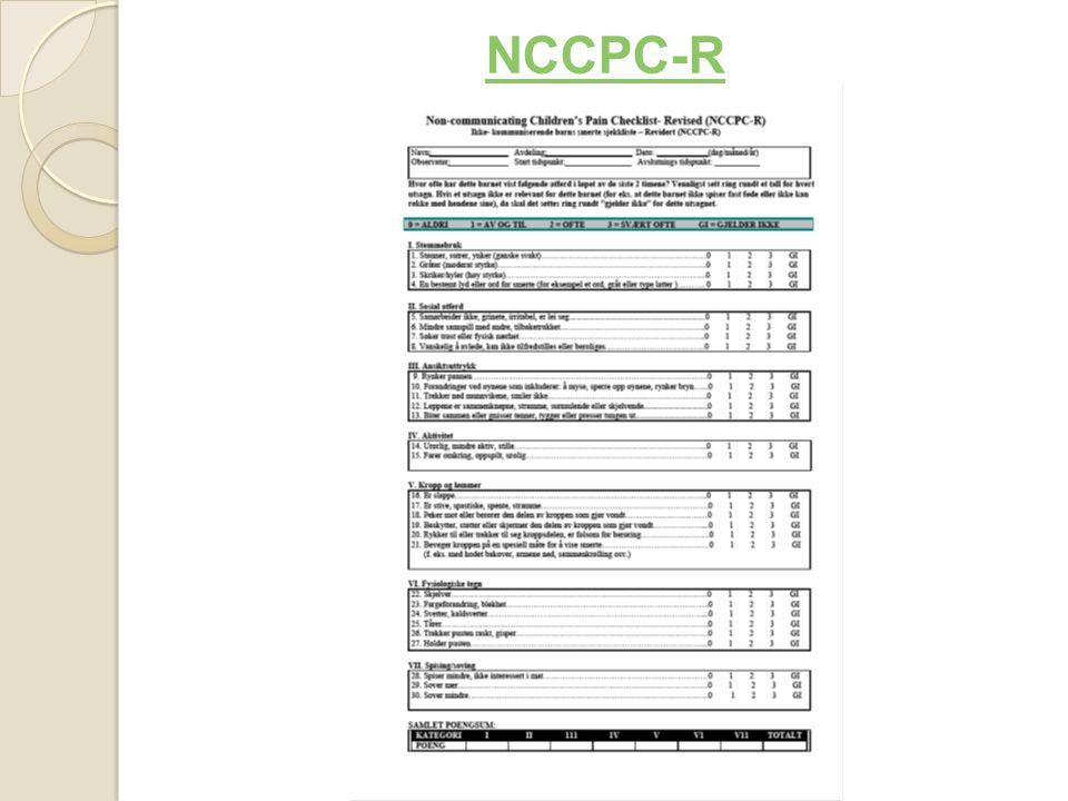 NCCPC-R