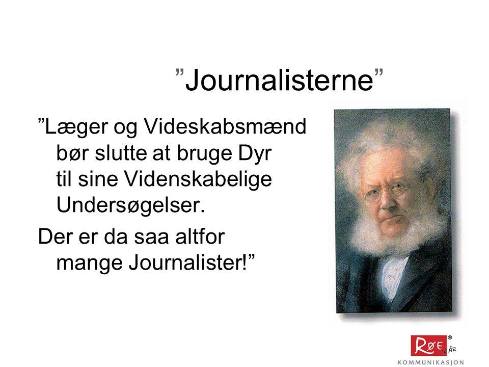 Hvordan vekke eller svekke medias interesse.