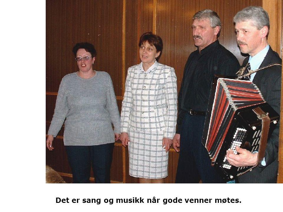 Kreftsyk, men strålende glad for julegave fra Norge