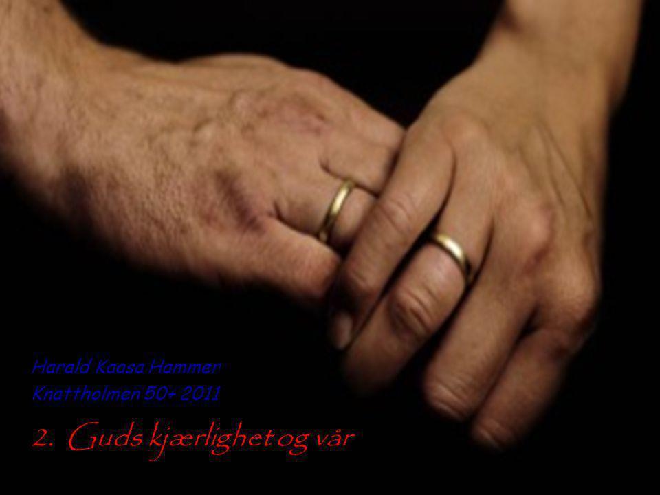 2. Guds kjærlighet og vår Harald Kaasa Hammer Knattholmen 50+ 2011