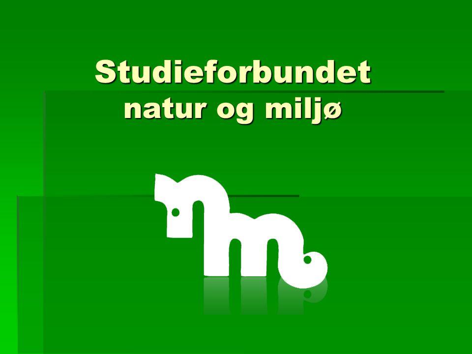 Studieforbundet natur og miljø