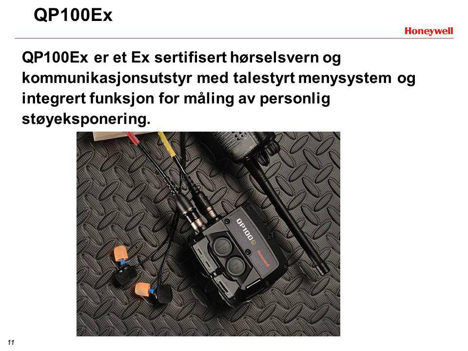 10 QP100Ex Produktgjennomgang