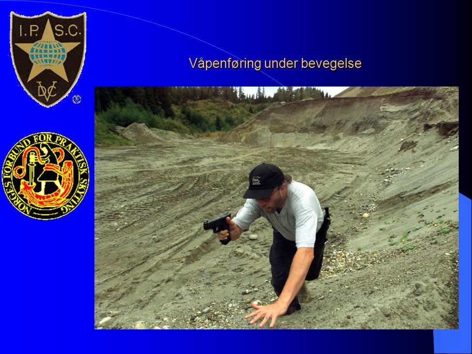 Våpenføring under bevegelse