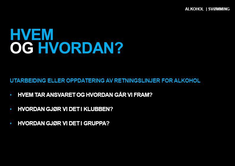 EKSEMPLER PÅ RETNINGSLINJER FOR KLUBBEN.