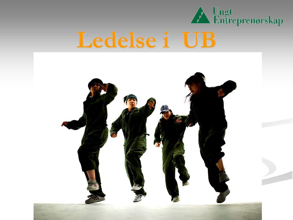 Ledelse i UB
