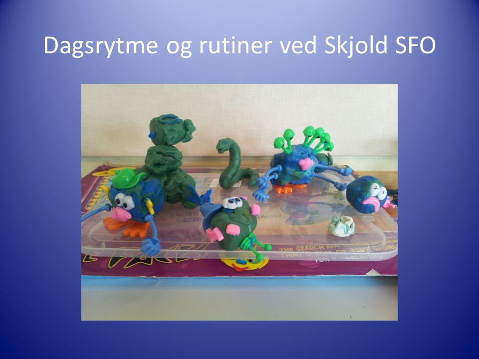 Morgenåpning SFO • Morgenåpning kl.7.15-8.30.Friminutt kl.8.15-8.30 på småskoleplassen.