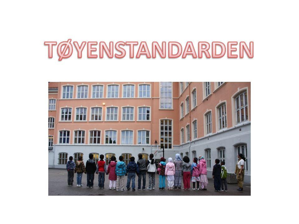 Rutineliste for Tøyen skole høst 2012 • Innmarsj ved skolestart: Alle elever stiller opp ute.