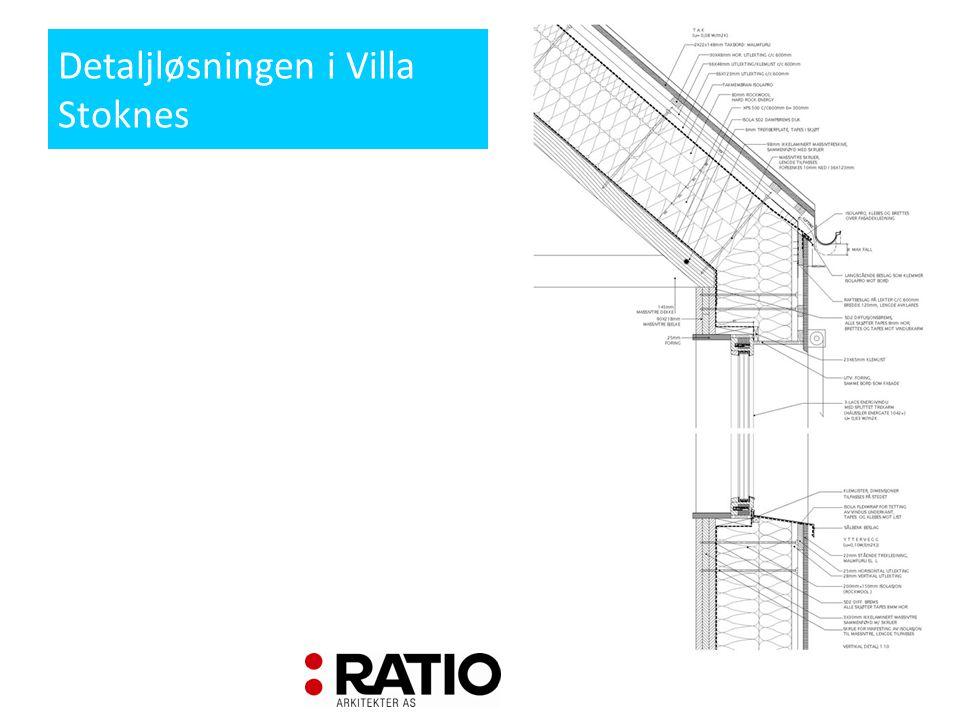 Detaljløsningen i Villa Stoknes