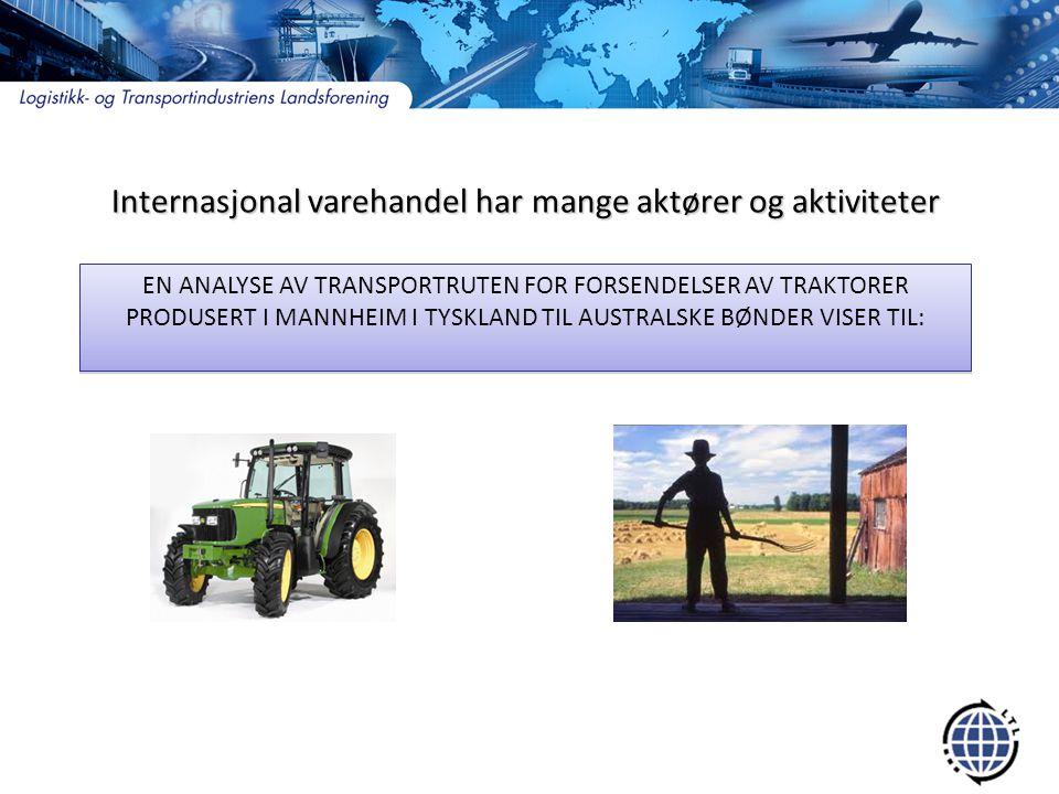 ….tolldeklarasjon …fakturagrunnlag… …infolog.. …varedeklarasjon…. ….transit..
