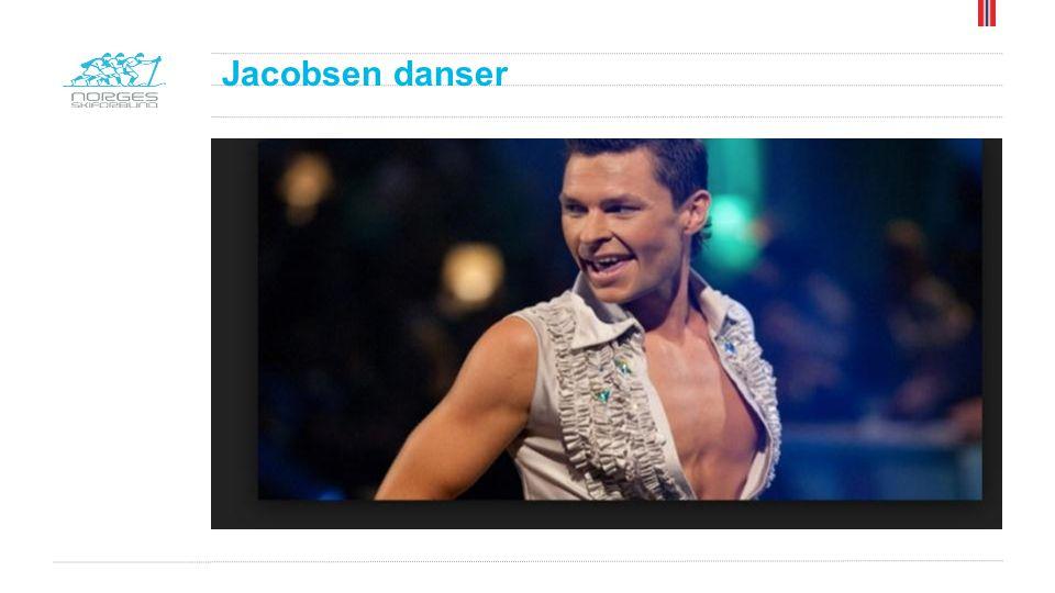 Jacobsen danser